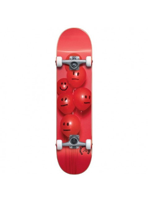 """komplet skateboard ALMOST - Balloons FP Complete Red 8"""""""