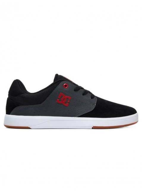 Boty DC Plaza TC S black/dk grey/athletic red