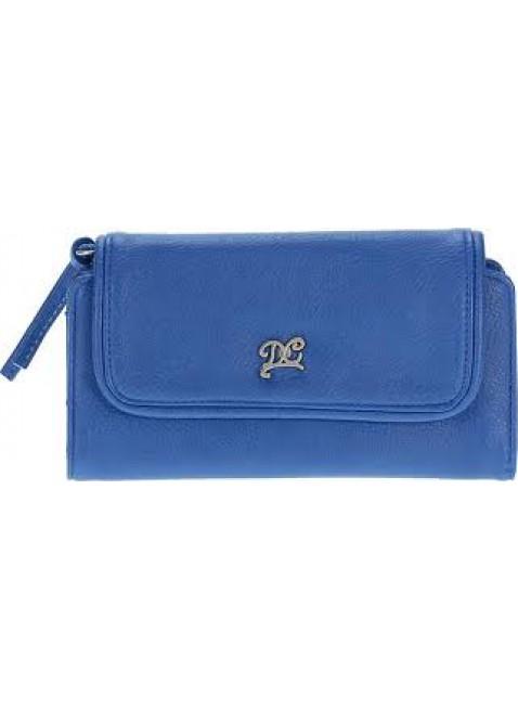 peněženka DC Hopkins checkbook blue
