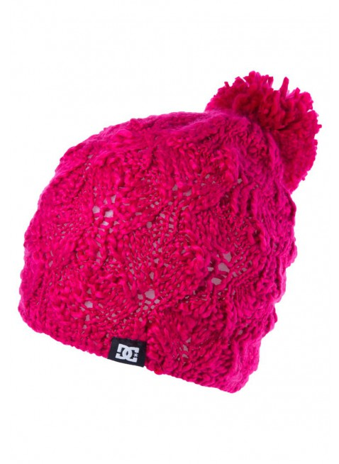 čepice DC Tayce pink