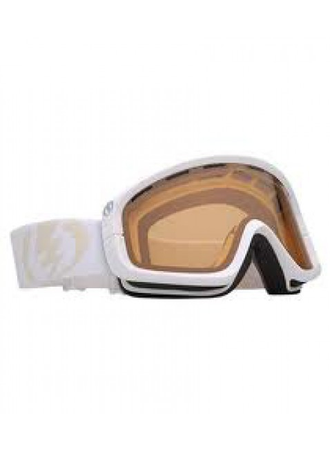 brýle Electric EGB gloss/white/orange
