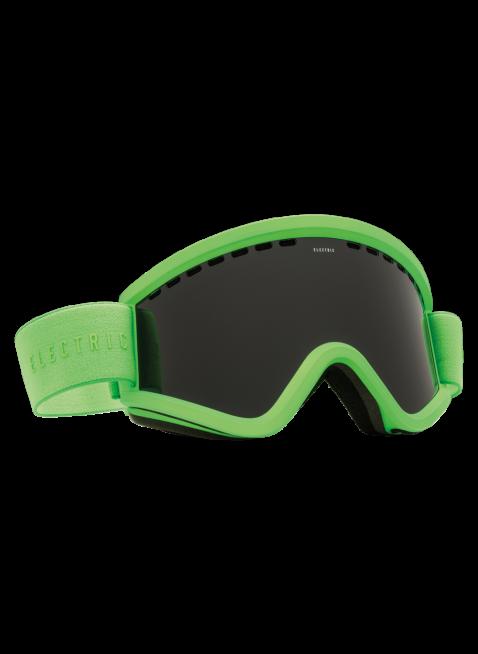 brýle Electric EGV Solid Slime/ Jet Black