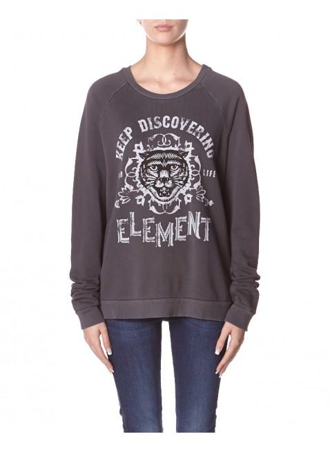 mikina Element Tiger off black