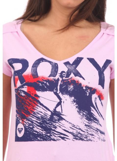 Dámské Triko Roxy 2 SLIDER plush pink