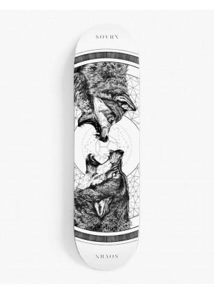 """Deska  SOVRN Geri & Freki Skateboard Deck - 8.25"""""""