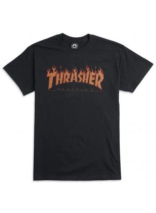Triko Thrasher Flame Halftone