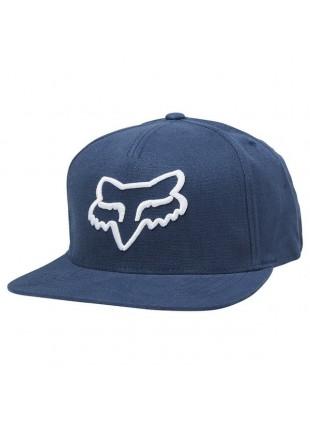 Kšiltovka Fox Instill Snapback Hat Navy/White