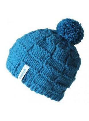 čepice Coolich Hypercubes modrý