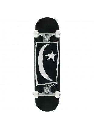 "komplet skateboard FOUNDATION  Star & Moon Square Blk (MULTI) 8"""