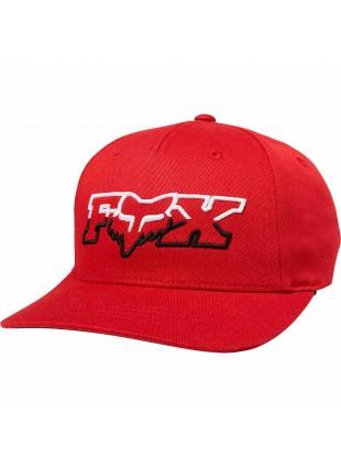 Dětská kšiltovka Fox Youth Duelhead flexfit hat