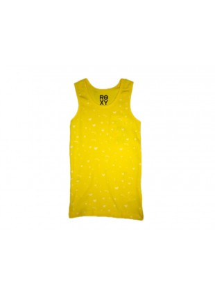 ROXY FLURRIES yellow tílko