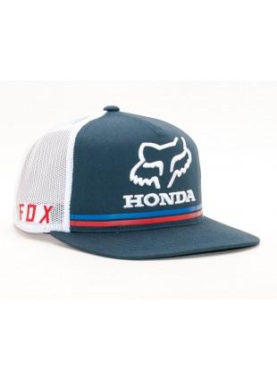 kšiltovka Fox Honda snapback hat navy