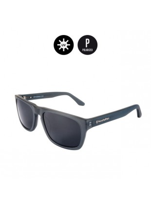 Brýle Horsefeathers Keaton sunglasses matt gray/gray
