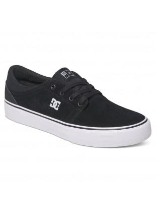 Boty DC Trase S black white