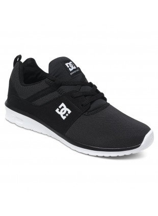 Boty DC Heathrow black white