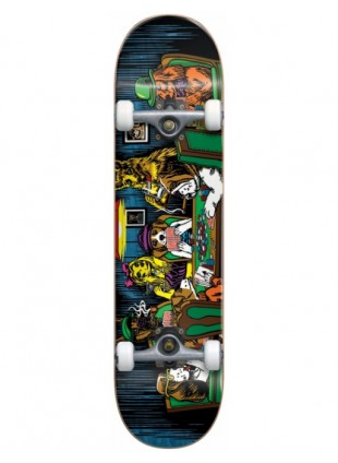 "komplet skateboard Almost Dog Poker Premium 8"""