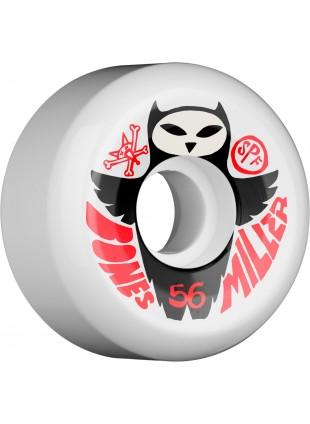 Kola BONES WHEELS SPF Pro Miller Owl 56mm (4pack)