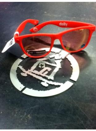 sluneční brýle Neff  Daily red soft touch