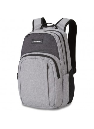 batoh Dakine Campus M 25L Backpack greyscale