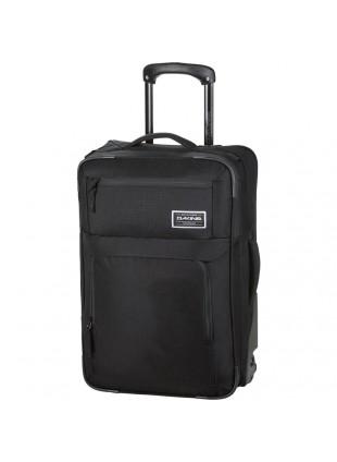 kufr na kolečkách Dakine black 40L
