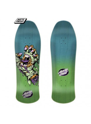 deska Santa Cruz Mummy Hand Preissue Deck 10″ x 31.75″ Blue/Green