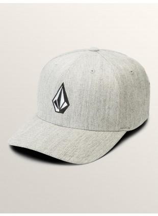 kšiltovka Volcom Full Stone Heather XFit® Hat