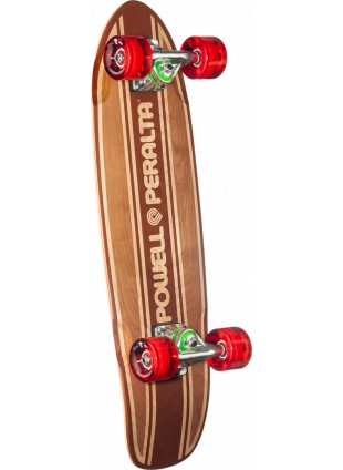 komplet skateboard Powell Peralta Sidewalk Surfer Inlay Natural Cruiser Complete Skateboard - 7.75 x 27.20 WB 14.0