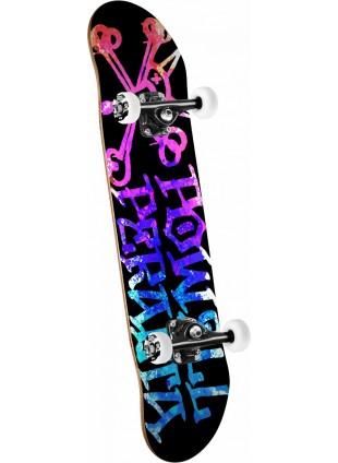 komplet skateboard Powell Peralta Vato Rat Paint '15'  Pink/Blue - 8 x 32.125