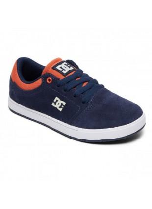 dětské boty DC Crisis indigo youth