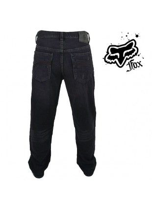 Fox DETOX JEAN blue napalm kalhoty