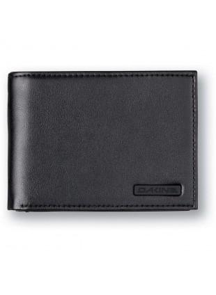 Peněženka Dakine Archer leather black