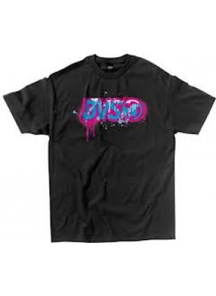 DVS dětské triko MASTERPIECE BOYS black