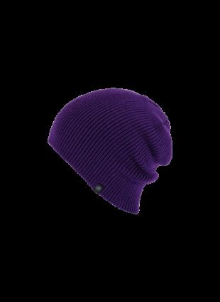 čepice Electric GAUGES SOLID purple