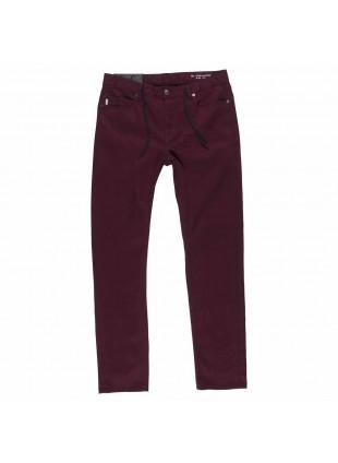 Kalhoty Element E02 Slim Straight Jeans napa red
