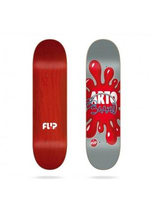 deska Flip Saari Splat Grey 8.25″ deck