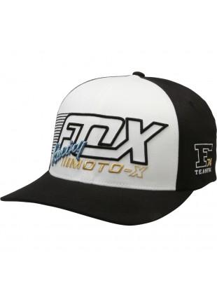 Kšiltovka Fox Flection flexfit haf