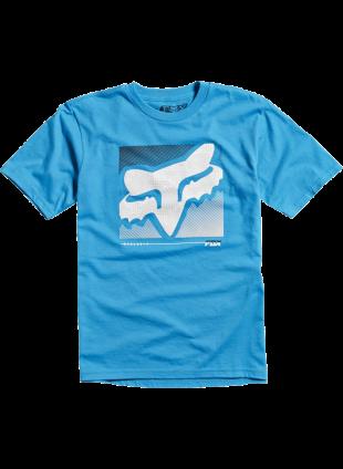 Dětské Triko Fox Reliever SS Tee electric blue