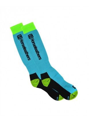 ponožky Horsefeathers Spirit socks Thermoline green 11-13