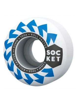 Kolečka Socket OneZeroZero S1 100A 53 mm