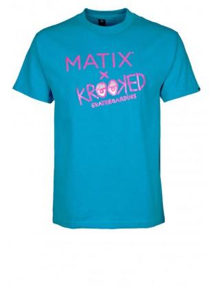 Matix KRATIX turquoise triko