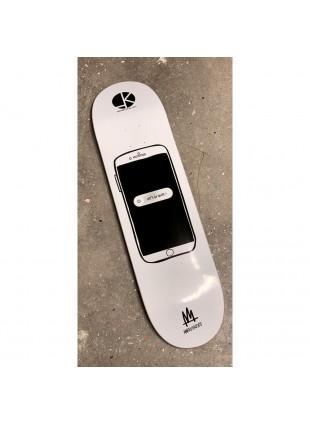Deska Ambassadors X Kl Skaters - Lets go Skate 8,125