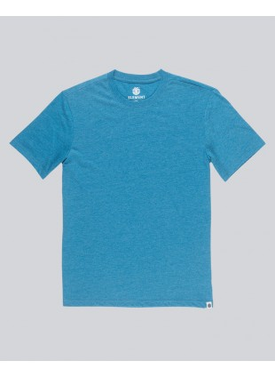 triko Element Basic T-shirt blue heather