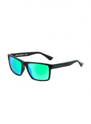 brýle Horsefeathers MERLIN gloss black/mirror green