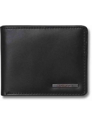 Peněženka Dakine Agent Leather black