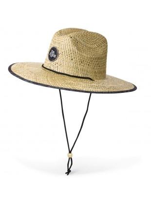 Klobouk Pindo Straw Hat Stencil palm