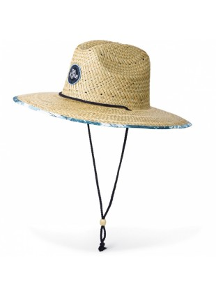 Klobouk Pindo Straw Hat Washed Palm