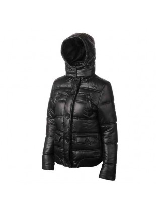 PROTEST PEMBURY puffer true black bunda