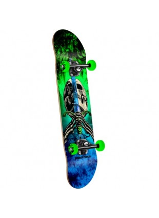 Komplet Skateboard Powell Peralta Skull and Sword Storm Green/Blue - 7.88 x 31.67