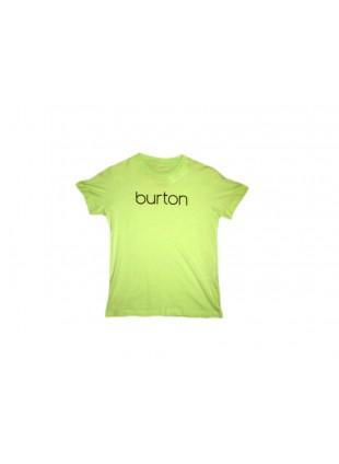 Dámské Triko BURTON LOGO green