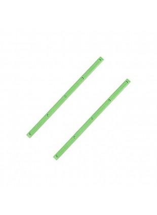 lišty slide PIG WHEELS - Neonrails green